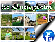 les albums photos GLS
